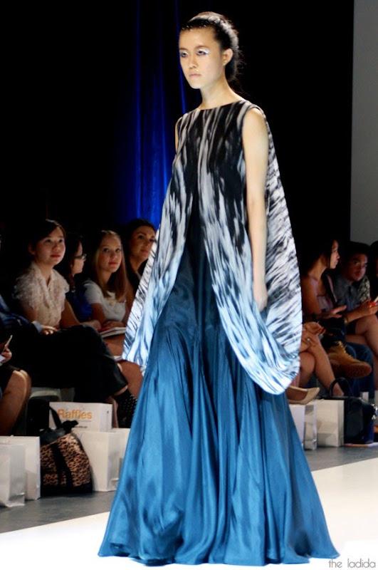 Raffles Graduate Fashion Show 2013 - Sheriene Cheng