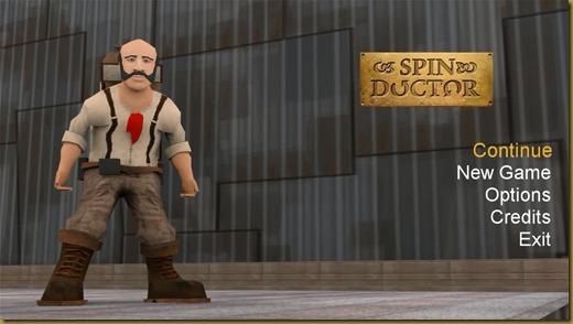 Spin Doctorタイトル