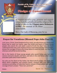 UPB Pledge of Commitment