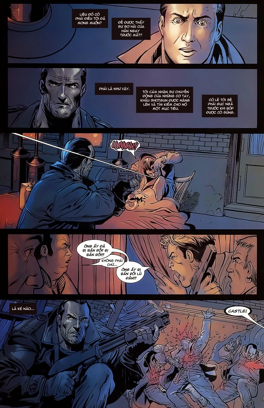 The Punisher: Trên là Dưới & Trắng là Đen chap 4 - Trang 24