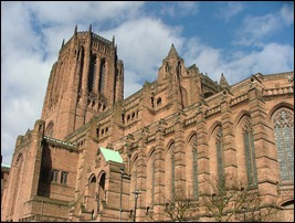 catedral anglicana liverpool inglaterra