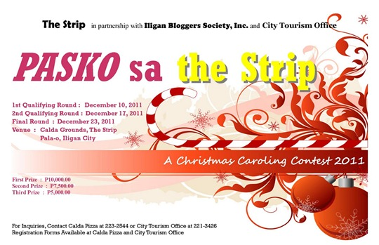 pasko sa the strip