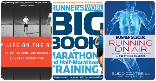 Runner's World Books