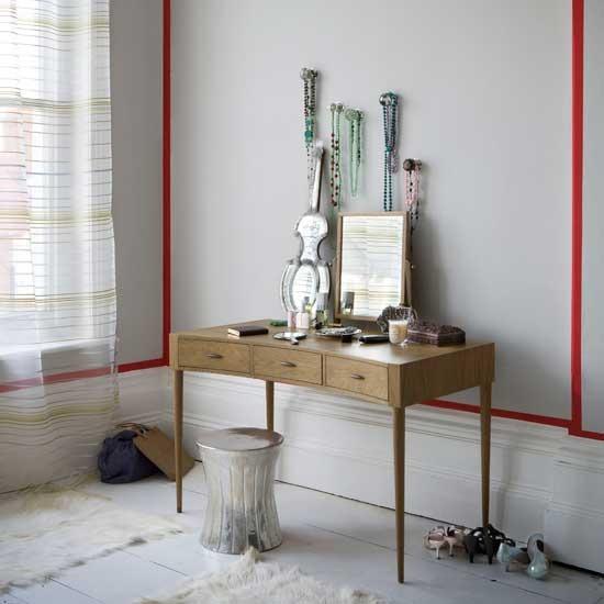 9 10 ideas to transform your walls Paint an elegant outline