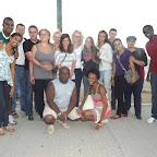 Jovens da Alemanha visitam a Bahia