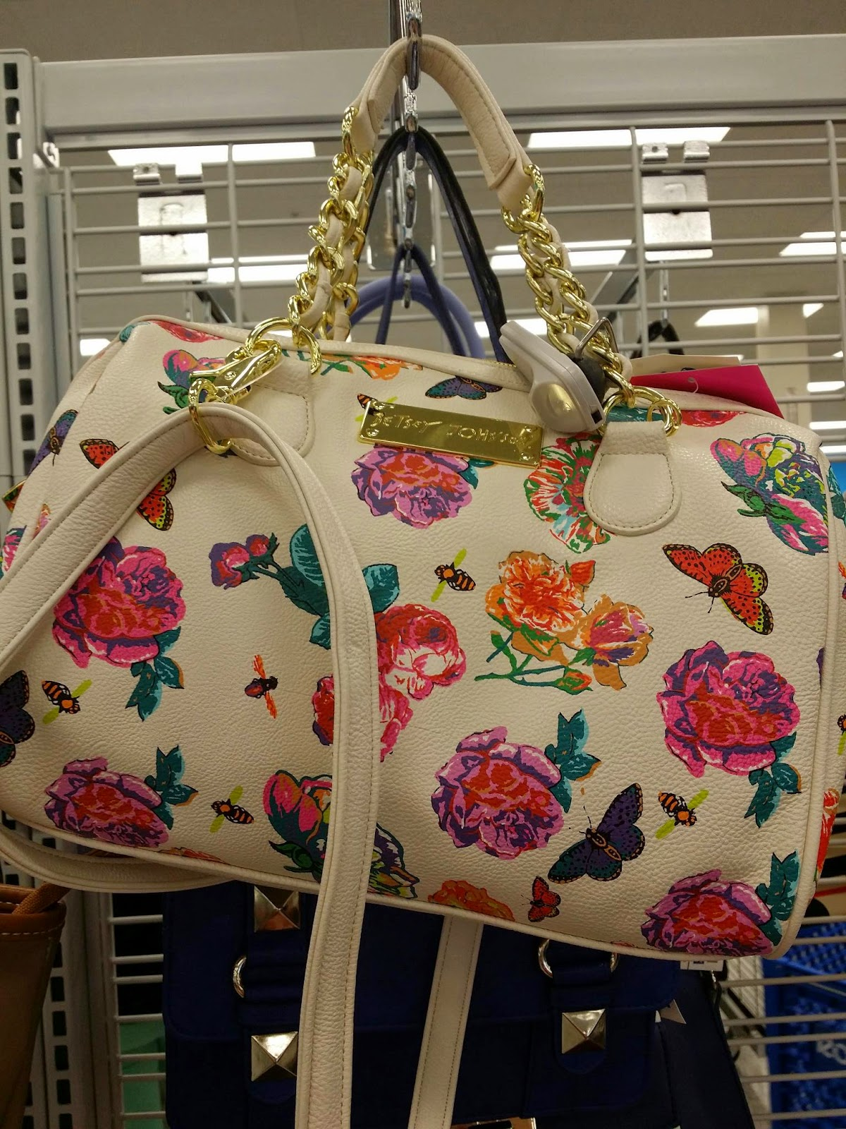 Betsey Johnson Purses At Ross