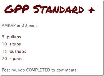 gppstandard