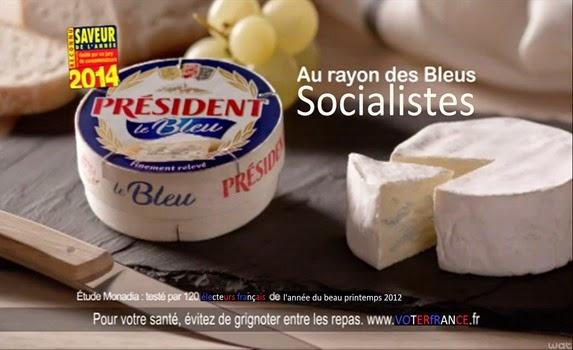 president Le Bleu 2