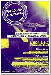 Palcos da Arquitetura