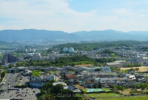 Gloria Ishizaka - Torre da Paz - vista monte Iwawaki e Kawachi Nagano