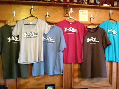 6 new shirts