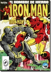 P00085 - El Invencible Iron Man #192