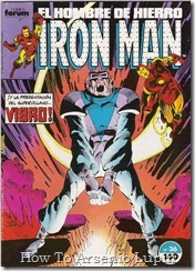 P00080 - El Invencible Iron Man #188