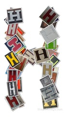 H for Holly