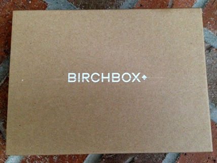 August 2013 Birchbox Unveil | NewMamaDiaries.blogspot.com