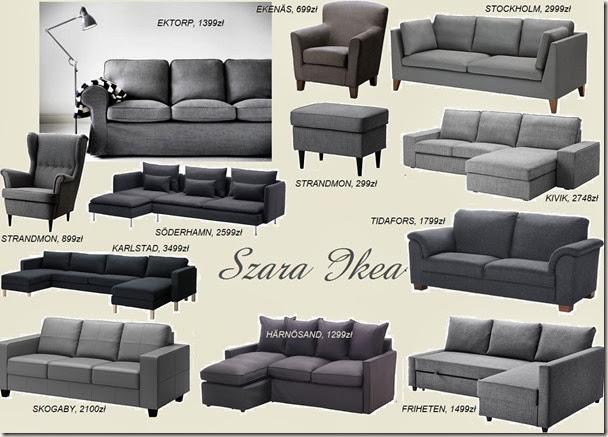 szara Ikea