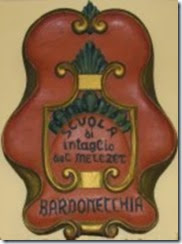 stemma SCUOLA INTAGLIO MELEZET