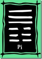 I Ching 12 Pi