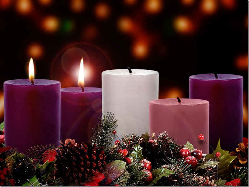 Second Week of Advent ~ The Candle of Love
