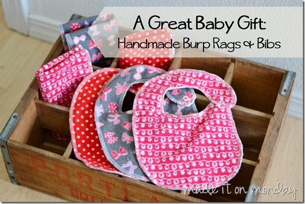 Burp Rags and Bibs