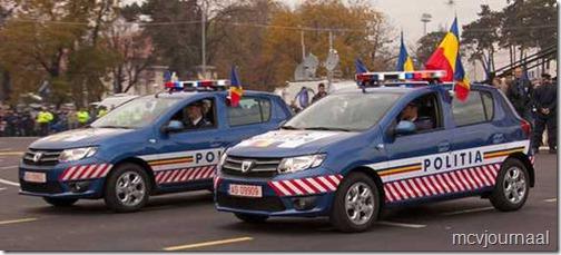 Dacia toont nieuwe modellen aan de overheid 02