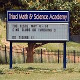 Cici&#039;s Pizza Pledge Triad Math and Science Academy