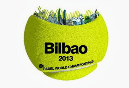 Parejas & Horarios: Campeonato del Mundo Bilbao 2013 ya se respira la magia del pádel.