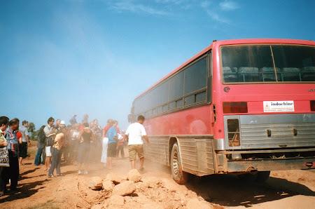 Autobuzul Siem Reap - Bangkok