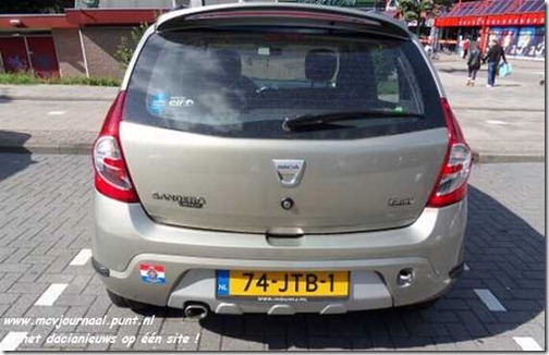 Dacia Sandero Bling Bling 04