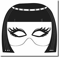 cleopatra colorear