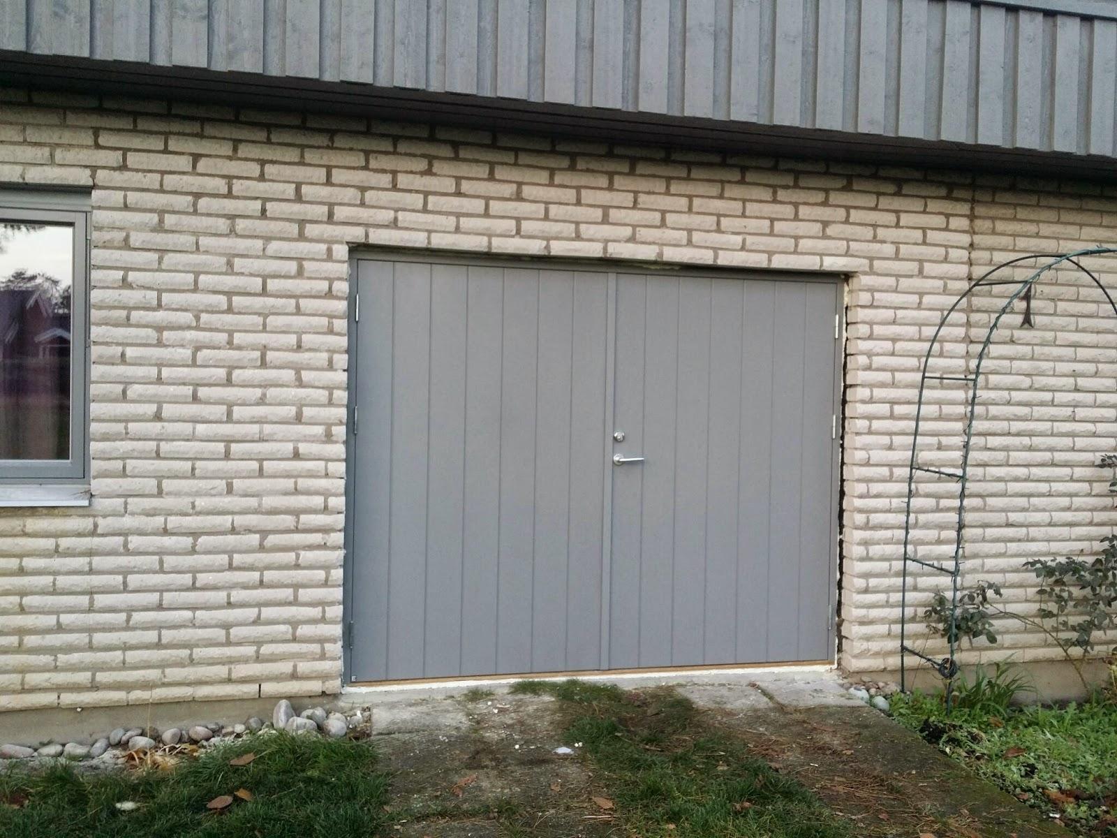 Happiest girl new garage door for 11 x 7 garage door