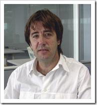 Emilio Falceto es el director comercial de K-Swiss.