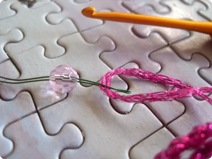 Perler på Roses krone