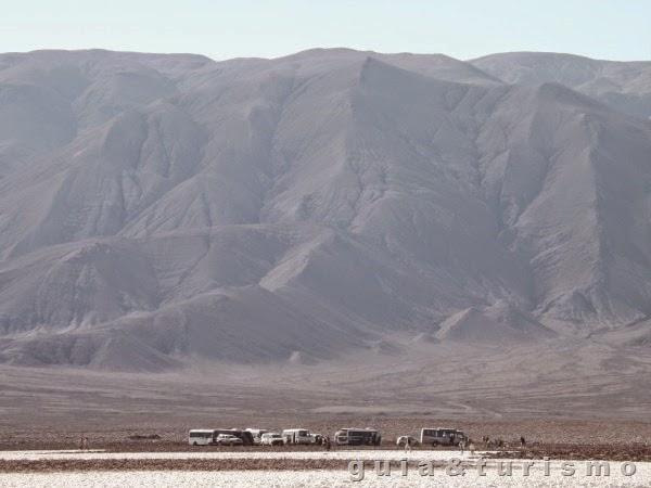 Visual deserto Atacama