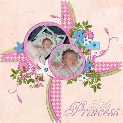 Romajo - Favourite Princess - Little Princess