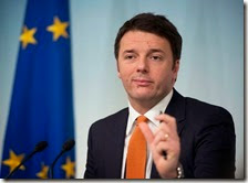 Matteo Renzi presenta il contratto a tutele crescenti