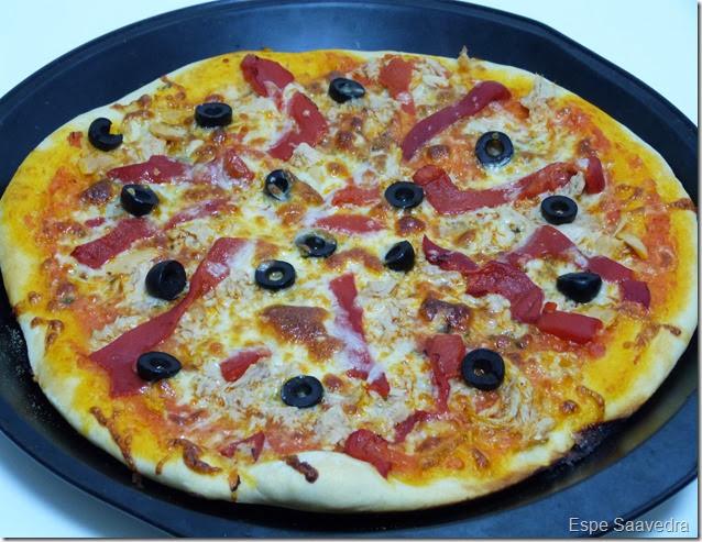 pizza atun espe saavedra