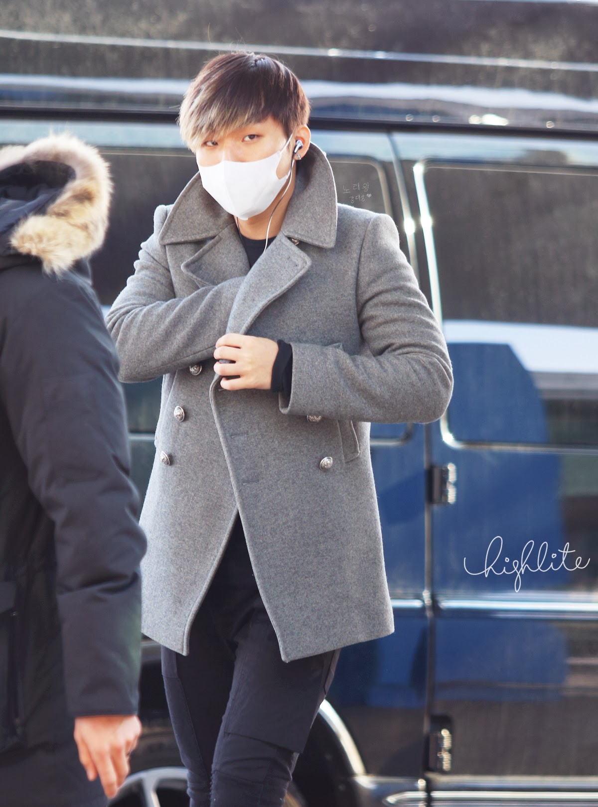 Big Bang - Incheon Airport - 13dec2013 - Dae Sung - Fan - High Lite - 05.jpg