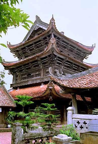 Chùa Keo - Thái Bình