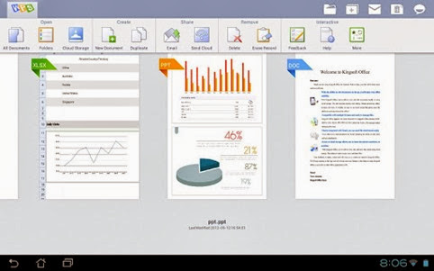 KingOffice para Android