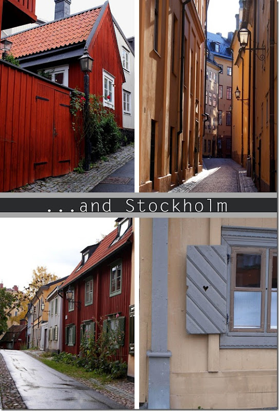 ... and Stockholm