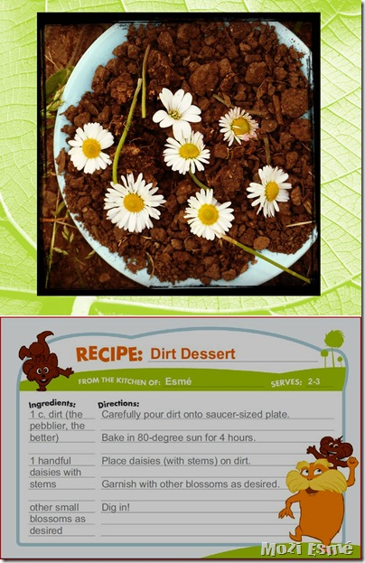 Nature Recipes