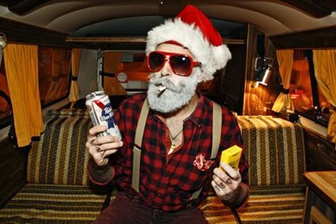 Qué pasaría si Papá Noel fuera Hipster