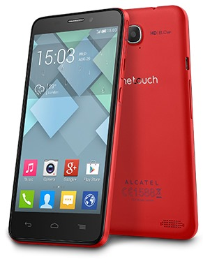Alcatel One Touch Idol S Philippines
