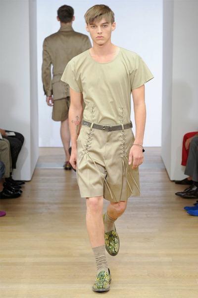 Paris Fashion Week Primavera 2012 - Yves Saint Laurent
