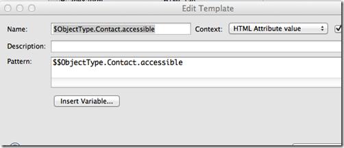 Visualforce CRUD FLS check template