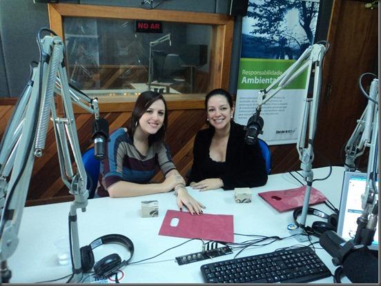 Entrevista Cruzeiro FM..
