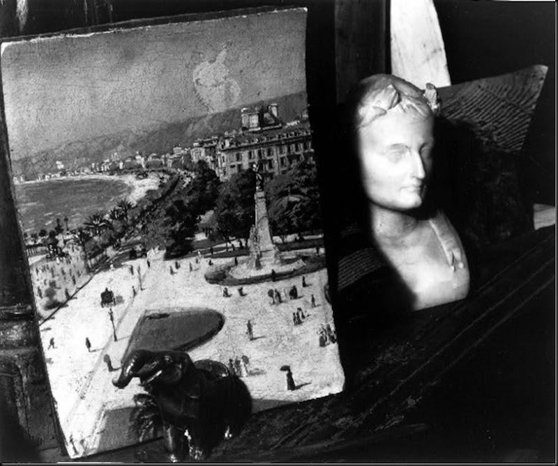 Bric a Brac, Rue Jacob, Paris 1949