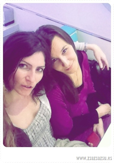 LAURA AND CAROLA