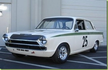 1965_Lotus_Cortina_Mk1_Vintage_Race_Car_Front_1
